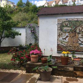 Tree of Squirrels Mosaic