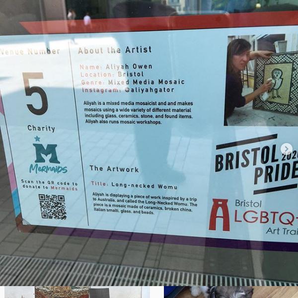 LGBTQ Arts Trail Bristol 2020